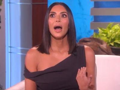 Kim Kardashian Tells Ellen The Paris Robbery Made Her a Better Person (VIDEO)