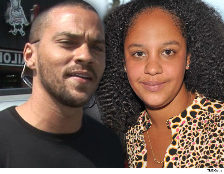 Jesse Williams And Wife >> Jesse Williams And Wife Committed To Co Parenting Despite Divorce