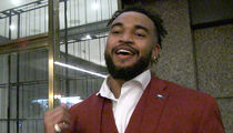 Eagles Draft Pick Derek Barnett Thanks Philly for Not Booing Him!
