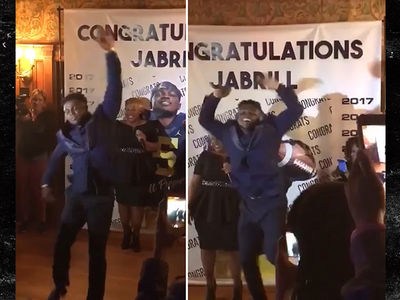 Jabrill Peppers 'Party Hops' His Face Off After Getting Drafted By Cleveland