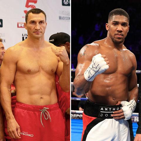 Wladimir Klitschko (41) vs. Anthony Joshua (27)