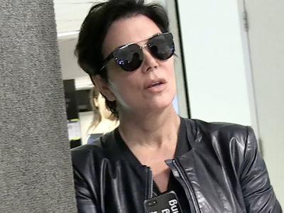 Kris Jenner's Alleged Stalker Arrested at Her Home