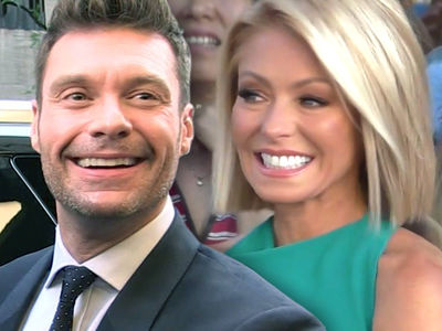 Ryan Seacrest Tapped by Kelly Ripa as Co-Host (VIDEO)