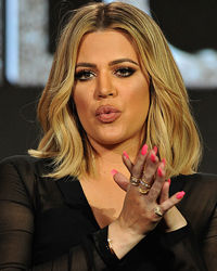 Khloe Kardashian naked 916