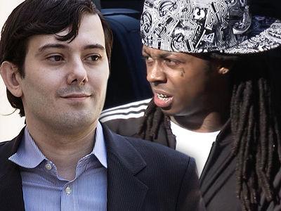 Martin Shkreli Leaks 2 Lil Wayne 'Carter V' Tracks, One Features Kendrick Lamar (AUDIO)