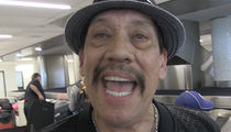 Danny Trejo Says Chavez Ain't Got the Heart to Beat Canelo