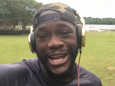 Deontay Wilder Calls Out Anthony Joshua, Fight Me Next!