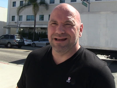 Dana White 'Trying My Hardest' to Strike Fight Deal with Mayweather (VIDEO)