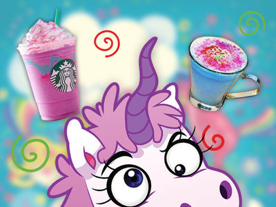 Starbucks Sued for Ripping Off Unicorn Frappuccino from Brooklyn Coffee Shop (PHOTOS)