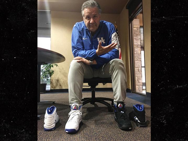 8cd98310b733fc John Calipari Says He Had No Idea Drake Had Made A Shoe For Him ...