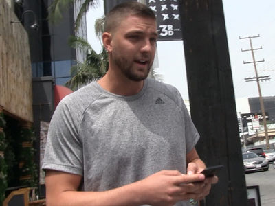 Chandler Parsons Gives Bella Thorne and Jordan Clarkson His Blessing (VIDEO)