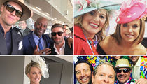 Kentucky Derby Celebs Already Racing for Biggest Baller Crown (PHOTO GALLERY)