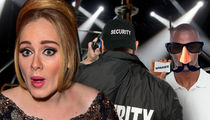 Adele's Phony 'Manager' Arrested Trying to Score Tickets of Kendrick Lamar (MUG SHOTS)