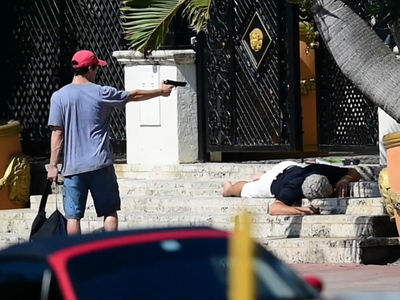 Versace Murder Scene Recreated for 'American Crime Story' (VIDEO)