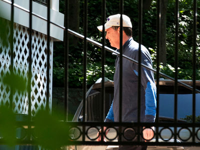 Former FBI Director James Comey Home in Virginia After Trump Firing (PHOTO + DOCUMENT)