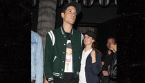 G-Eazy & Lana Del Rey Super Tight for 3rd Night In A Row (PHOTO)