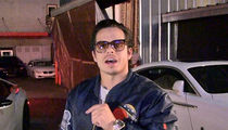 Casper Smart Praises A-Rod, No Jealousy for Dating J Lo (VIDEO)