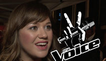 Kelly Clarkson Coaching with 'The Voice,' 'American Idol' Reboot Talks Fall Apart (VIDEO)