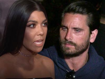 Kourtney Kardashian's Moving on from Scott Disick For Good