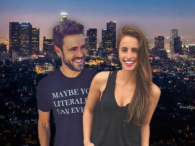 'Bachelor' Stars Nick Viall and Vanessa Grimaldi Eyeing DTLA to Call Home