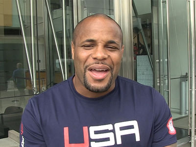 Daniel Cormier More Excited for Wedding Than Jon Jones Fight (VIDEO)