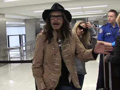 Steven Tyler Says He's All In for 'American Idol' Reboot IF ... (VIDEO)