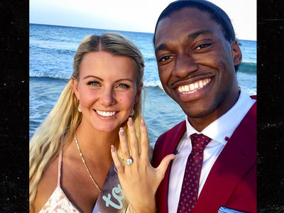 Robert Griffin III Engaged To Be Married, Fiancee Pregnant