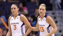 WNBA Star Diana Taurasi Marries Former Phoenix Mercury Teammate