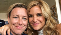 Abby Wambach Marries Christian Mom Blogger Glennon Doyle Melton (PHOTOS)