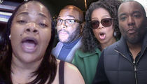 Mo'Nique Blasts Oprah, Lee Daniels and Tyler Perry ... 'Suck My D***!' (VIDEO)