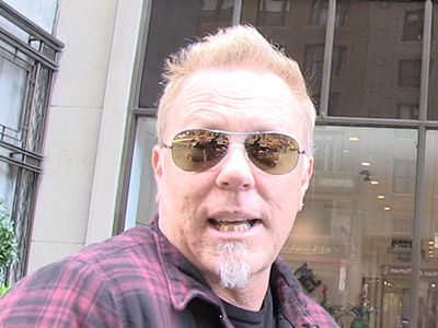 Metallica's James Hetfield 'A Little Pissed' at Raiders Move to Vegas
