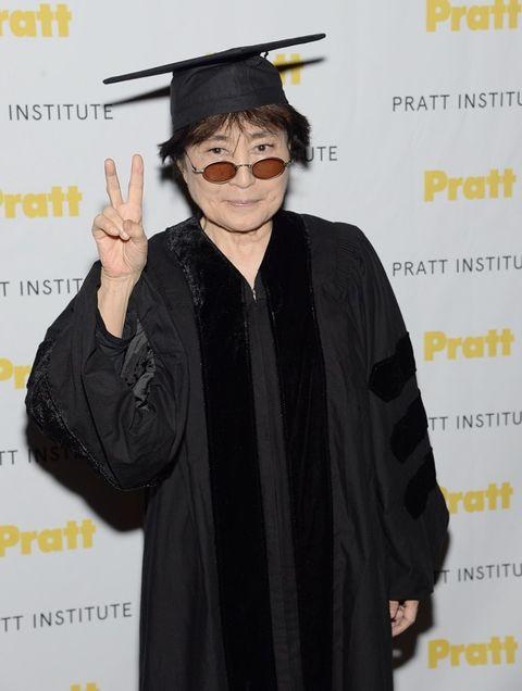 Yoko Ono!