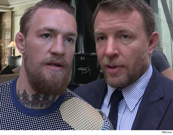 36eb8745eba1 Guy Ritchie tried -- and failed -- to cast Conor McGregor in his new  King  Arthur  flick ... all because the UFC star said he didn t want to distract  ...