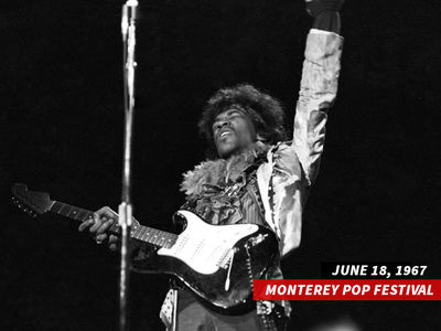 Jimi Hendrix's Monterey Pop Guitar Goes to Auction, Bring Half a Mil or Go Home! (PHOTOS)