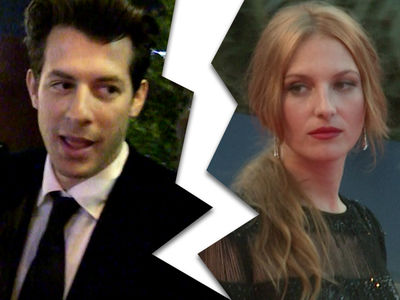 Mark Ronson's Wife Files for Legal Separation