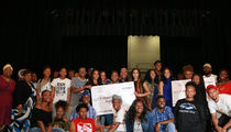 'Love & Hip Hop' Cast Donates Money to Cover Graduates' Costs (PHOTO + VIDEO)