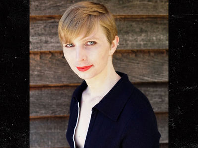 Chelsea Manning's First Head Shot Photo Since Prison Release (PHOTO)