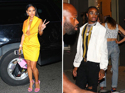 Karrueche Tran Celebrates 29th Birthday With BF Quavo (PHOTOS)