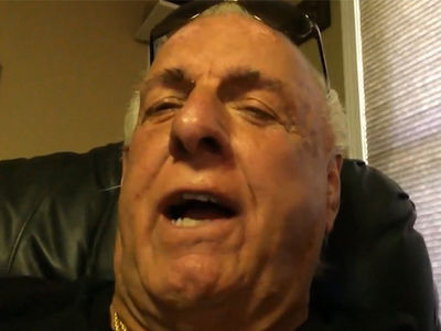 Ric Flair Says He Almost Ran for NC Governor, Here's Why He Didn't (VIDEO)