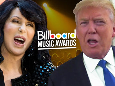 Cher Strikes Fear in Billboard Producers Who Worry She'll Attack Trump