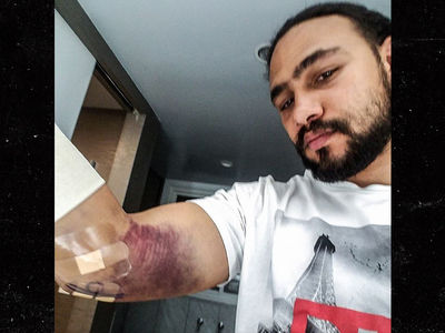 Keith 'One Time' Thurman Undergoes Elbow Surgery, Out for Months