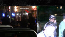 Paul Pierce & Von Miller Leave Hollywood Hot Spot During Murder Investigation (VIDEO)