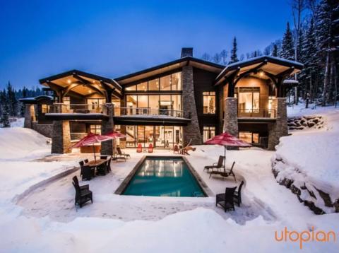 Aaron Paul's Utah rental home