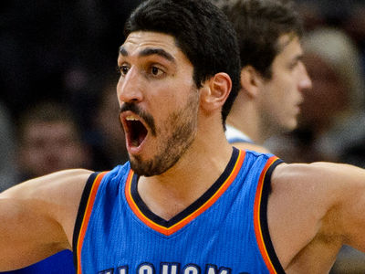 NBA Center Enes Kanter Detained in Romania, Claims It's Political (VIDEO)