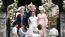 Pippa Middleton's Wedding at St. Mark's Church with Royal Family and Roger Federer (PHOTO GALLERY)