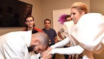 Celine Dion's Billboard Music Awards Dressing Room Was a Revolving Door of Celebs (PHOTO GALLERY)