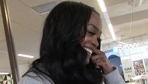'Bachelorette' Rachel Lindsay Says Tiny Metal on Her Finger is NOT for Her Engagement Ring (VIDEO)