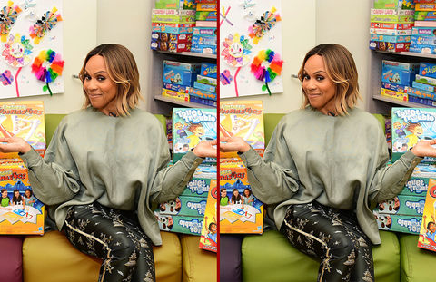 Can you spot the THREE differences in the Deborah Cox photos?
