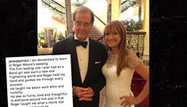 Former Bond Girl Jane Seymour Remembers Roger Moore (PHOTO)