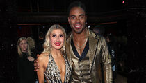 Rashad Jennings Latest Athlete to Win 'Dancing With The Stars' (PHOTO GALLERY)